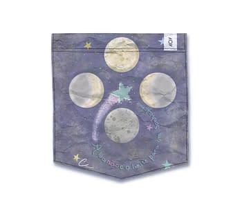 dobra - Bolso - O sonhador e a lua