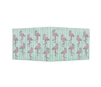 dobra - Nova Carteira Clássica - Flamingos Fabulosos