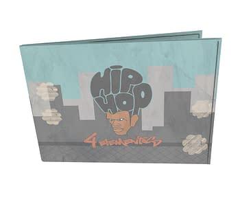 dobra - Carteira Old is Cool - Hip Hop 4 Elementos Amanhecer