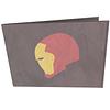 dobra - Carteira Old is Cool - Homem de Ferro minimalista
