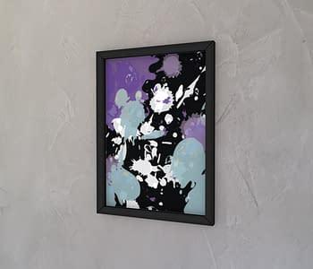 dobra - Quadro - Arte com cores