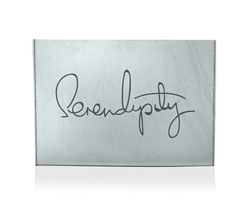 dobra porta cartão serendipity