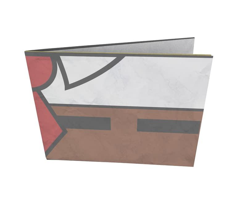dobra - Nova Carteira Clássica - calça quadrada