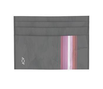 dobra - Porta Cartão - Orgulho Lésbico