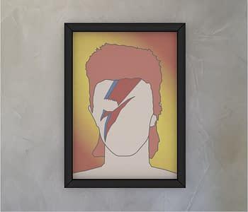 dobra - Quadro - Bowie