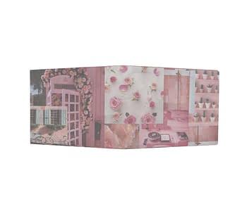dobra - Nova Carteira Clássica - Pretty in Pink