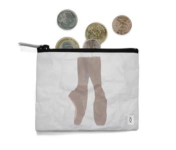 dobra - Porta Moedas - Sapatilhas de ponta / Ballet - black