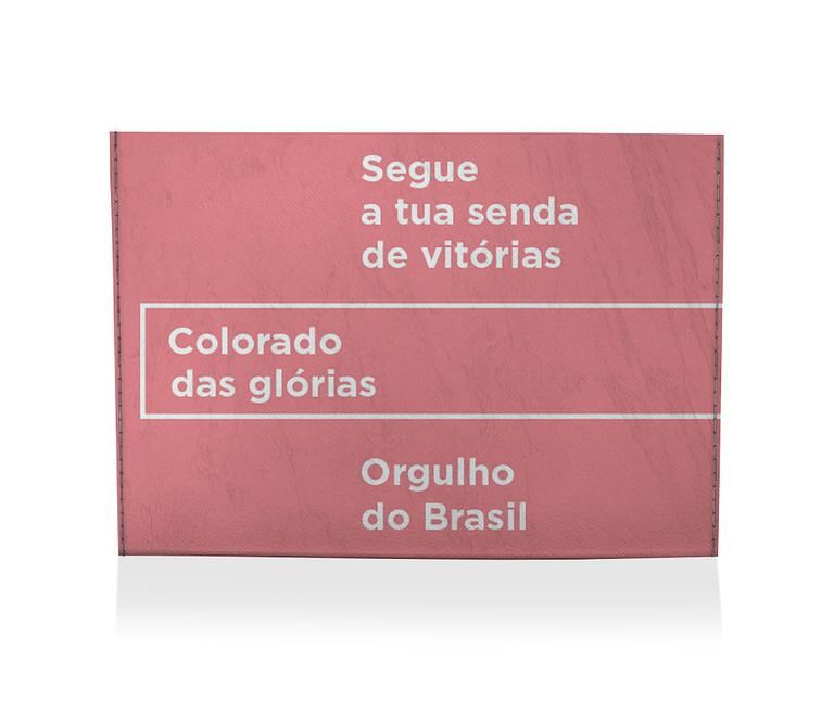 dobra porta cartao orgulho do brasil