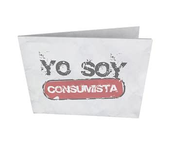 dobra - Nova Carteira Clássica - YO SOY CONSUMISTA