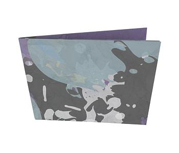 dobra - Nova Carteira Clássica - Arte com cores