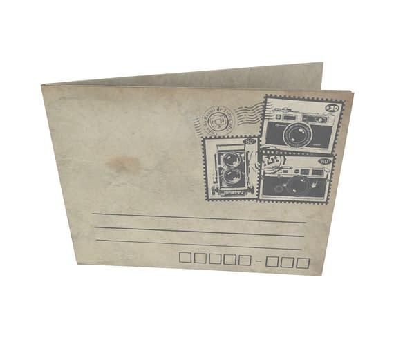 dobra - Nova Carteira Clássica - Postal