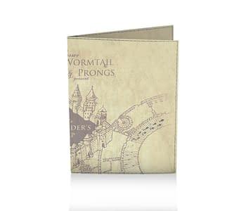 dobra porta passaporte mapa do maroto