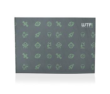 dobra porta cartao spaceship wtf