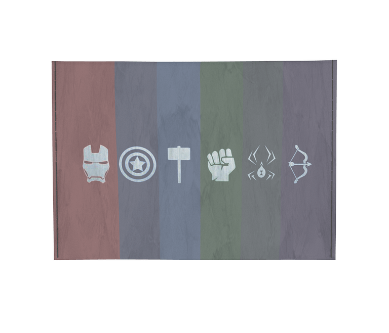 dobra - Porta Cartão - Minimalist heroes