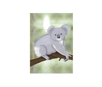 dobra - Lambe Autoadesivo - Coala
