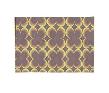 dobra - Porta Cartão - Retro Flowers