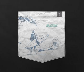 bolso - alster surf