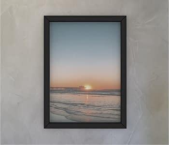 dobra - Quadro - nascer do sol