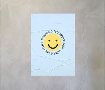 dobra - Lambe Autoadesivo - Smile