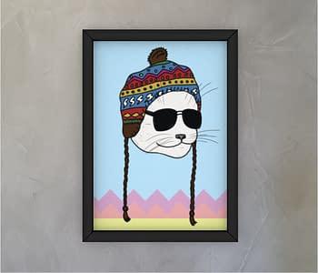 dobra - Quadro - gato peruano
