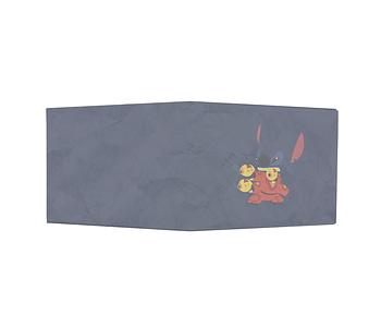 dobra - Nova Carteira Clássica - Stitch e Sapo