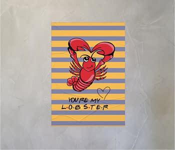 dobra - Lambe Autoadesivo - You're my Lobster