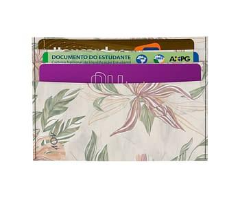 dobra - Porta Cartão - Art Nouveau