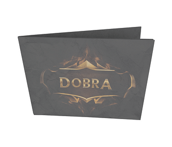 dobra - Nova Carteira Clássica - League of Dobra