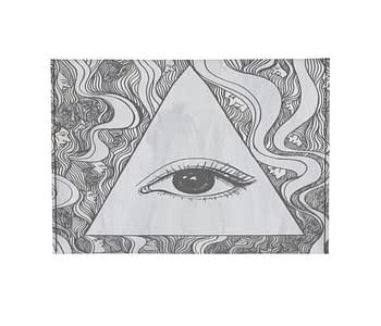 dobra - Porta Cartão - O olho que tudo vê