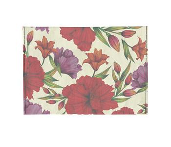 dobra - Porta Cartão - Floral Ostentação