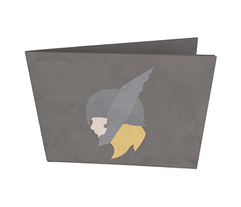 dobra - Nova Carteira Clássica - Thor minimalista