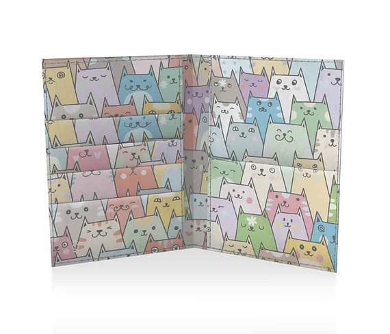 dobra passaporte gatos e gatos