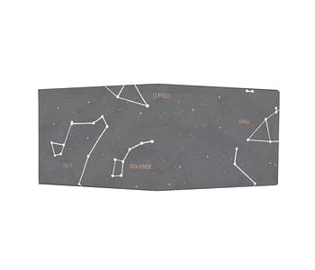 dobra - Nova Carteira Clássica - céu estrelado