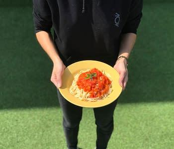 receita de molho de tomate caseiro