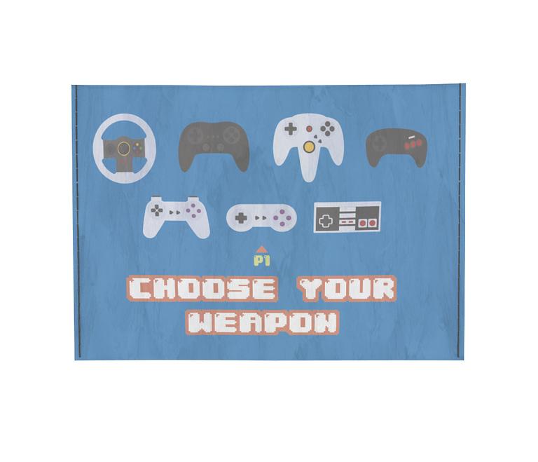 dobra - Porta Cartão - choose your weapon