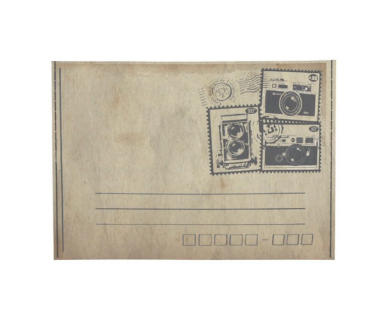 dobra - Porta Cartão - Postal