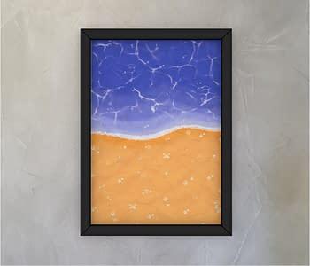 dobra - Quadro - On the Beach