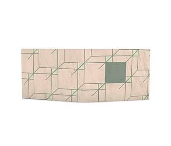 dobra ilusorio cubo