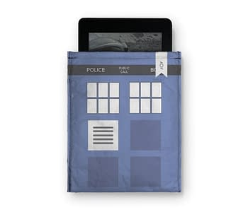 dobra - Capa Kindle - The Blue Box