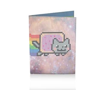 dobra porta passaporte nyan cat