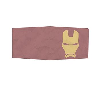 dobra - Nova Carteira Clássica - Minimalist Iron Man