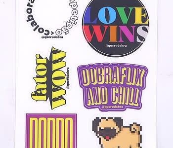 stickers v cartela love wins