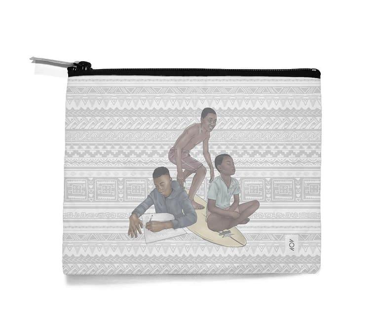 dobra - Necessaire - três meninos lwandi