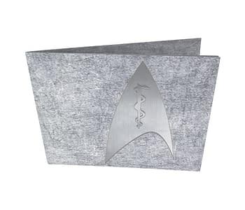 dobra - Nova Carteira Clássica - Tripulante Trek - Medicina
