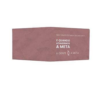 dobra - Nova Carteira Clássica - Dobra da Dilmãe