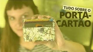 video youtube - tudo sobre o porta cartão