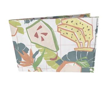 dobra - Carteira Old is Cool - Salada de Frutas