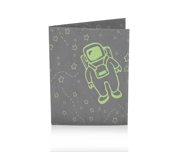 dobra porta passaporte astronauta wtf