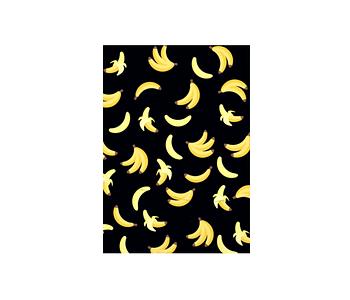 dobra - Lambe Autoadesivo - banana black