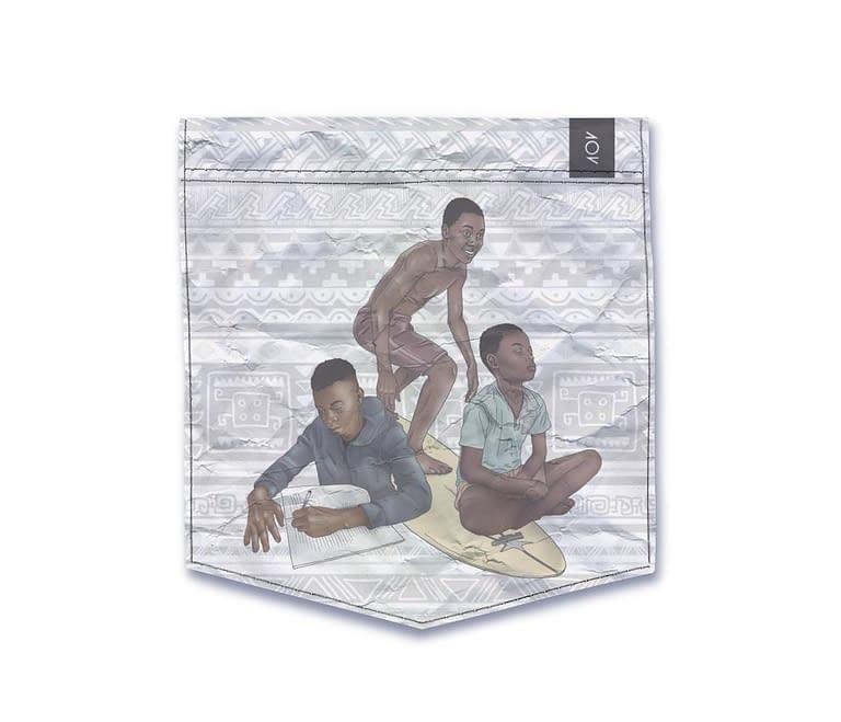 dobra - Bolso - três meninos lwandi